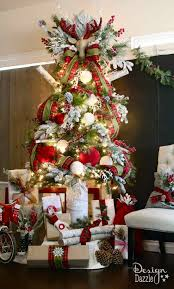 Deer Christmas Tree Decorations by 30 Inspiring Christmas Tree Ideas