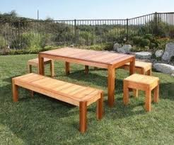 western benches foter