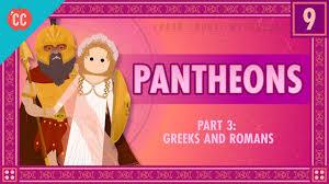 the greeks and romans pantheons part 3 crash course world