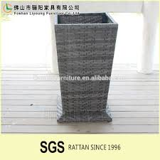 decorative rattan pot decorative rattan pot suppliers and
