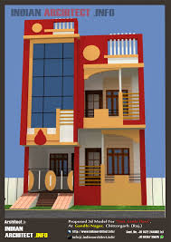 smt leela devi house 20 u0027 x 50 u0027 1000 sqft floor plan and 3d