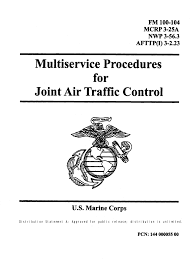 multiservice procedures for joint air traffic control u s marine