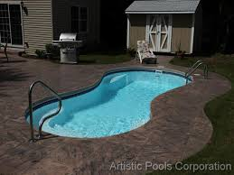 Average Backyard Pool Size Inground Pool Coping Idea And Cost Guide