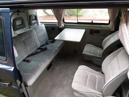 volkswagen vanagon 1987 carat multivan late model weekender interior vanagon pinterest