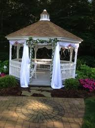 Pergola Wedding Decorations by Wedding Gazebos Gazebo Wedding Decorations Glv Pinterest
