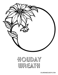 cool coloring pages to print christmas free kids christmas