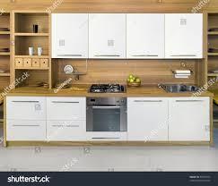 Simplemodern Full Frame Simple Modern Kitchen Stock Photo 39441373 Shutterstock