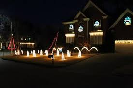 cary man puts on musical light display in tatton place news