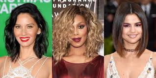 lob haircut meaning 32 best long bob hairstyles our favorite celebrity lob haircuts