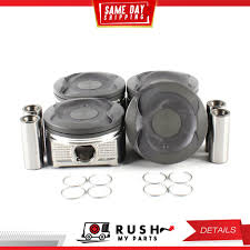 lexus and toyota are same dnj p932h 40 oversize compl piston set for 07 12 lexus toyota 2 4
