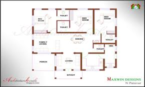 4 bedroom house plans one bedroom ranch house plans 4 bedroom house plans kerala style one