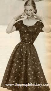 1952 fashion clothes part of our fifties fashions section