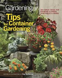 container gardening tips for container gardening 300 great ideas for growing flowers