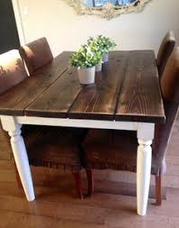 Build Your Own Kitchen Table by Art Is Beauty How To Build Your Own Farmhouse Table For Under