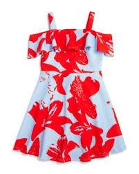 bardot junior girls u0027 arabella cold shoulder dress little kid