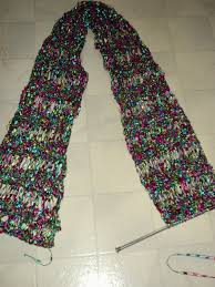 april raindrops scarf scarf knitting