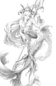 a collection 26 mystifying mermaid illustrations mermaid