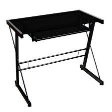 Walmart Desks Black by We Furniture Black Computer Desk Walmart Canada