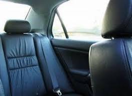 comment nettoyer des sieges en cuir de voiture comment nettoyer ceintures de sécurité dans une voiture avec sièges
