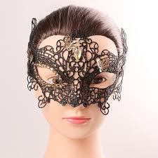 rhinestone masquerade mask mystical half lace hollow out butterfly rhinestone masquerade