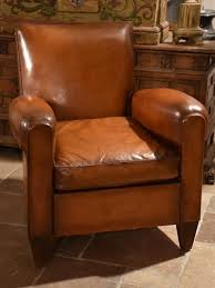 Leather Club Armchair A Complete Guide To French Leather Vintage Club Chairs U2013 Chez Pluie