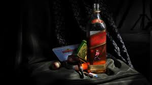 alcoholic drinks wallpaper wallpaper hd johnnie walker red label whiskey bottle alcohol