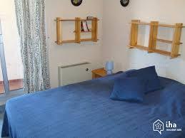 appartement avec 2 chambres location appartement à la grande motte iha 76518