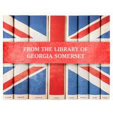 british flag set juniper books