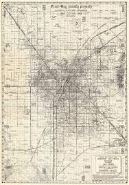 Map Of Las Vegas Nevada by A Cartographic Journey Through Las Vegas History Part 1 Waml