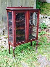Specialty Lighting Curio Cabinet Antique China Cabinet Ebay