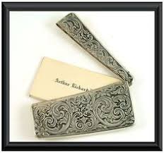 Vintage Business Card Case A Guide To Help You Identify And Value Antique Sterling Silver