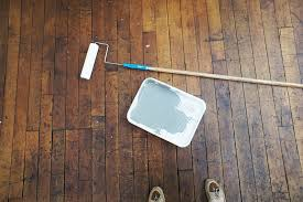your diy guide to redoing hardwood floors with paint