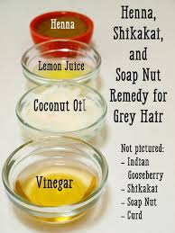 henna and indian gooseberry grey hair remedy skin care and hair