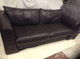 Brown Leather Sofa Dfs Chocolate Brown Leather Sofa Dfs Ezhandui