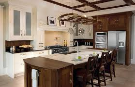 Kitchen Island Lights Kitchen Island With Sink Dishwasher And Seating Solid Light Oak
