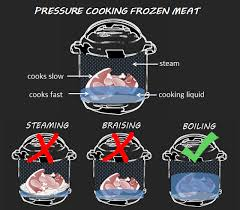 how must food be kept in a steam table why does food cook faster in a pressure cooker quora