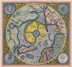 Future Map Of North America by Mercator 1569 World Map Wikipedia