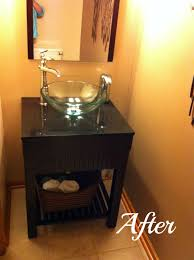 Powder Room Remodel Pictures Before The Holidays Is A Great Time For A D I Y Redecorating