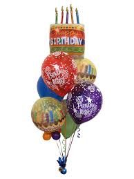 balloon and cookie delivery birthday balloon bouquets balloon delivery in dayton oh