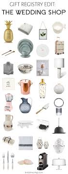 the gift registry the gift registry edit our top picks from the wedding shop