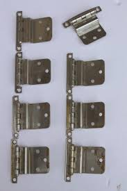 vintage kitchen cabinet hardware hinges for kitchen cabinets attractive vintage deco chrome cabinet