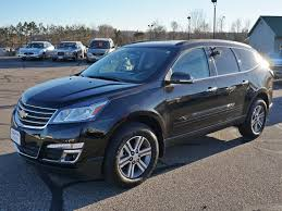 chevrolet traverse blue chevrolet traverse lt schulz automotive dealership used cars