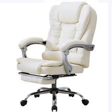 Reclining Office Chair With Footrest Apex Executive Reclining Office Computer Chair With Foot Rest