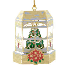Christmas Tree Translucent Window Decorations by Brass Christmas Ornaments Hand Painted Christmas Tree Ornaments