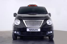 nissan nv200 taxi nissan unveils the new face of its taxi for london london taxi