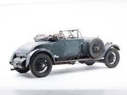 classic bentley medcalf collection 1928 vintage bentley found in london home