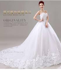 wedding dress korea 2017 korean style wedding dress custom lace
