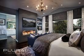 bedroom retreat modern glam master retreat contemporary bedroom orange county