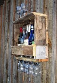 reclaimed wood wine rack creative plans on recycled wood u2014 wow