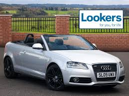 audi 4 door convertible used audi a3 convertible for sale motors co uk